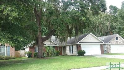 Savannah Single Family Home For Sale: 176 Junco Way
