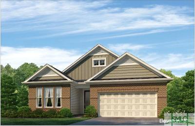 Savannah Single Family Home For Sale: 21 Baraco Drive