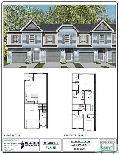 Richmond Hill Condo/Townhouse For Sale: 42 Horizon Lane