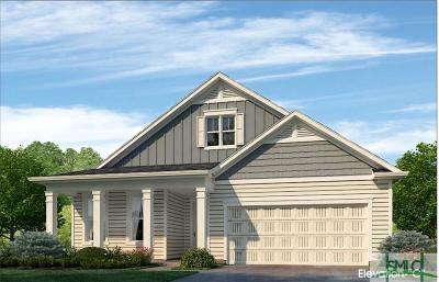 Savannah Single Family Home For Sale: 25 Baraco Drive