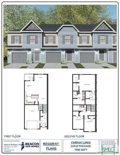 Richmond Hill Condo/Townhouse For Sale: 58 Horizon Lane
