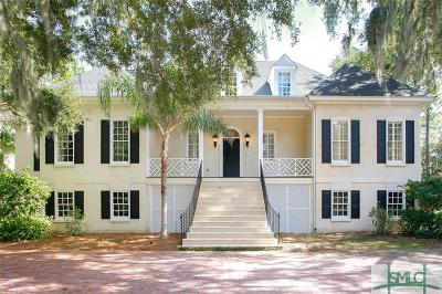 Savannah Single Family Home For Sale: 6 Land Bridge Lane