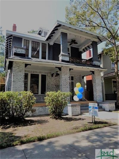 Savannah Multi Family Home For Sale: 309 E 37th Street