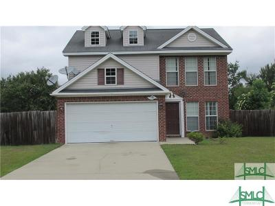 Pooler Single Family Home For Sale: 175 Silverton Rd Road