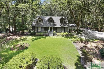 Savannah Single Family Home For Sale: 86 Schley Avenue