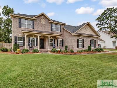 Savannah GA Single Family Home For Sale: $299,000