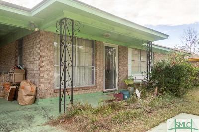 Savannah Single Family Home For Sale: 2115 Hart