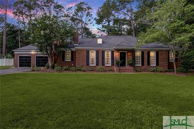 Savannah Single Family Home For Sale: 40 Richmond Drive