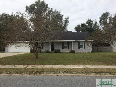 Rincon Single Family Home For Sale: 207 Layne Avenue
