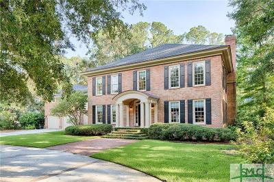 Savannah Single Family Home For Sale: 52 Tidewater Way