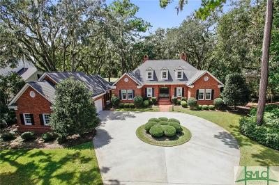 Savannah Single Family Home For Sale: 12 Little Comfort Road