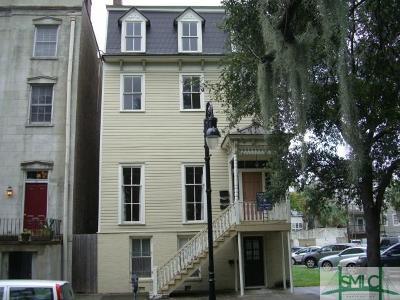 Savannah Multi Family Home For Sale: 114 W Liberty Street