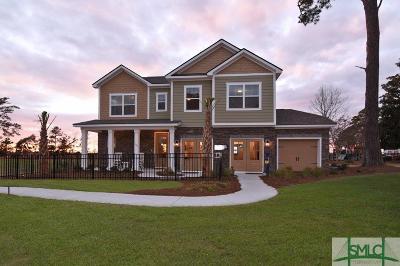 Savannah Single Family Home For Sale: 106 Coffee Pointe Drive