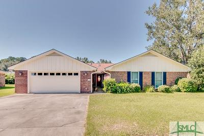 Pooler Single Family Home For Sale: 210 Cullen Street