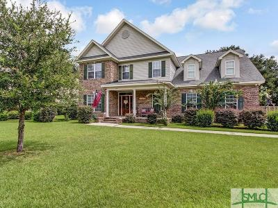 Guyton Single Family Home For Sale: 104 Settlers Point Drive