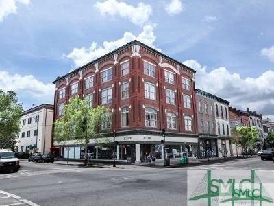Savannah Condo/Townhouse For Sale: 101 Barnard Street #304