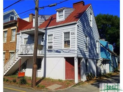Savannah Condo/Townhouse For Sale: 38/40 Price Street