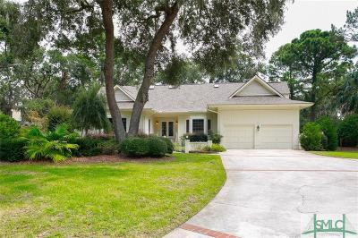 Savannah Single Family Home For Sale: 3 Windswept Lane