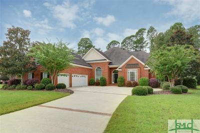 Savannah Single Family Home For Sale: 1 Amberwood Drive