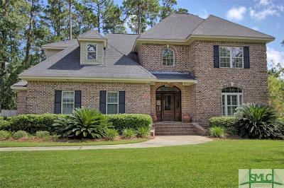 Savannah Single Family Home For Sale: 37 Wild Thistle Lane