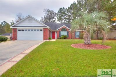 Savannah Single Family Home For Sale: 2 Lacie Court
