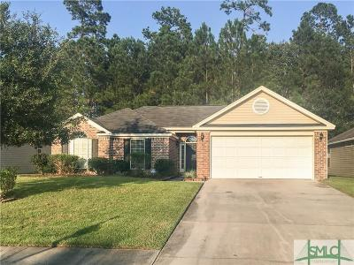 Savannah Single Family Home For Sale: 42 Carlisle Lane
