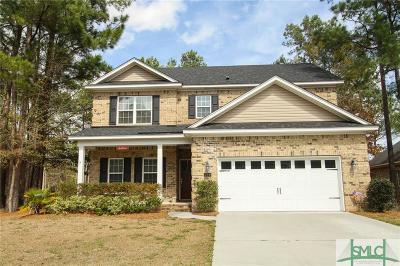Savannah Single Family Home For Sale: 344 Brown Thrush Road