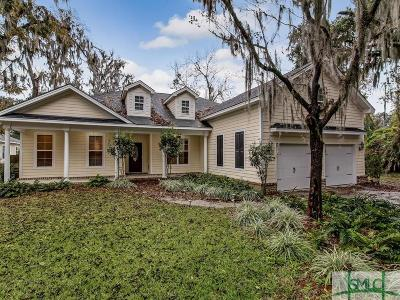 Savannah Single Family Home For Sale: 9872 Whitefield
