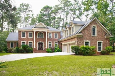 Savannah Single Family Home For Sale: 2 Wakefield Place
