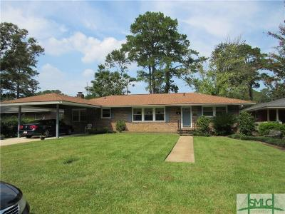 Savannah Single Family Home For Sale: 2006 Cokesbury Drive