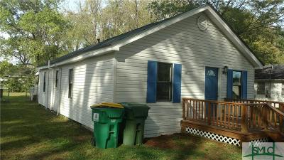 Pooler Single Family Home For Sale: 116 Kelly Street