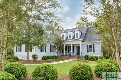 Pooler Single Family Home For Sale: 1 Tanners Row