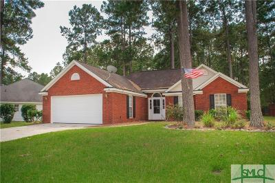 Pooler Single Family Home For Sale: 203 Silver Brook