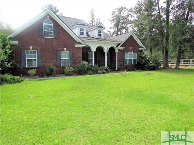 Rincon Single Family Home For Sale: 1118 Chimney Road