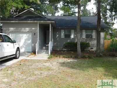 Savannah Single Family Home For Sale: 36 Deerwood Road