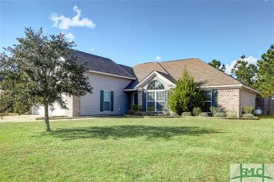 Pooler Single Family Home For Sale: 152 Nandina Way