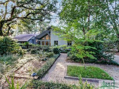 Dutch Island Single Family Home Active Contingent: 841 Meriweather Drive