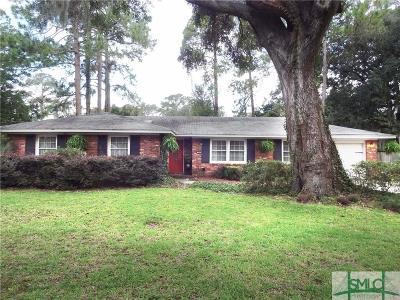 Savannah Single Family Home For Sale: 108 Stafford Road