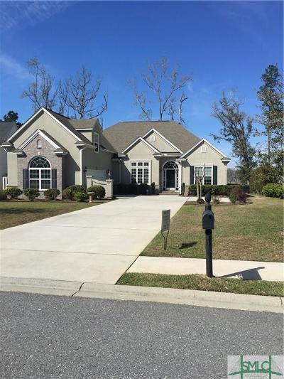 Savannah Single Family Home For Sale: 4 Trail Creek Court