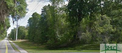 Pooler Residential Lots & Land For Sale: Rogers Street