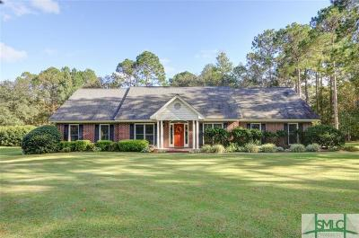 Rincon Single Family Home Active Contingent: 144 Cypress Drive