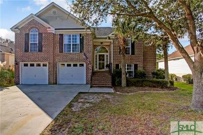 Savannah Single Family Home For Sale: 37 Runabout Lane
