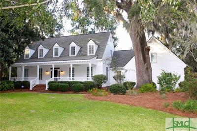 Savannah Single Family Home For Sale: 304 Megan Court