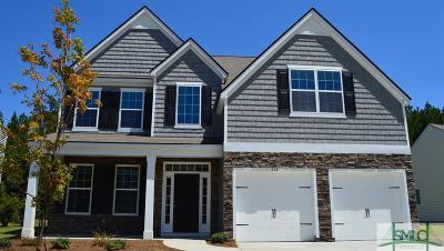 Savannah Single Family Home For Sale: 106 Bushwood Drive