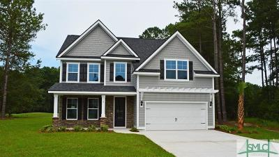 Savannah GA Single Family Home For Sale: $287,900