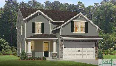 Savannah GA Single Family Home For Sale: $271,900