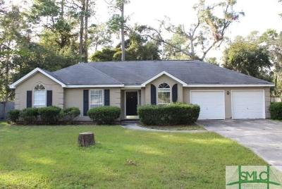 Savannah Single Family Home For Sale: 32 Highpoint Court