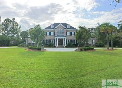 Pooler Single Family Home For Sale: 117 Sussex Retreat