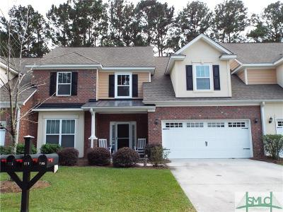 Pooler Condo/Townhouse For Sale: 113 Royal Lane