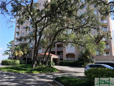 Savannah Condo/Townhouse For Sale: 8001 Us Highway 80 E #401